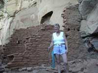 Native American Ruins in Sedona,...