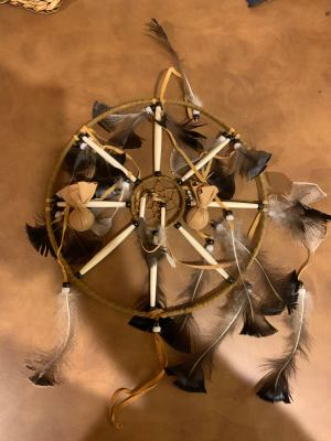 Dream Catchers and Smudge Fans