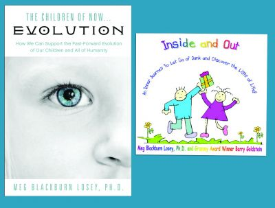 Special Combo! The Children of Now EVOLUTION and Inside and Out CD for kids!